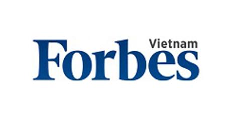 Quảng cáo trên báo mạng điện tử Forbes Việt Nam