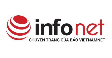 Quảng cáo trên báo mạng điện tử Infonet