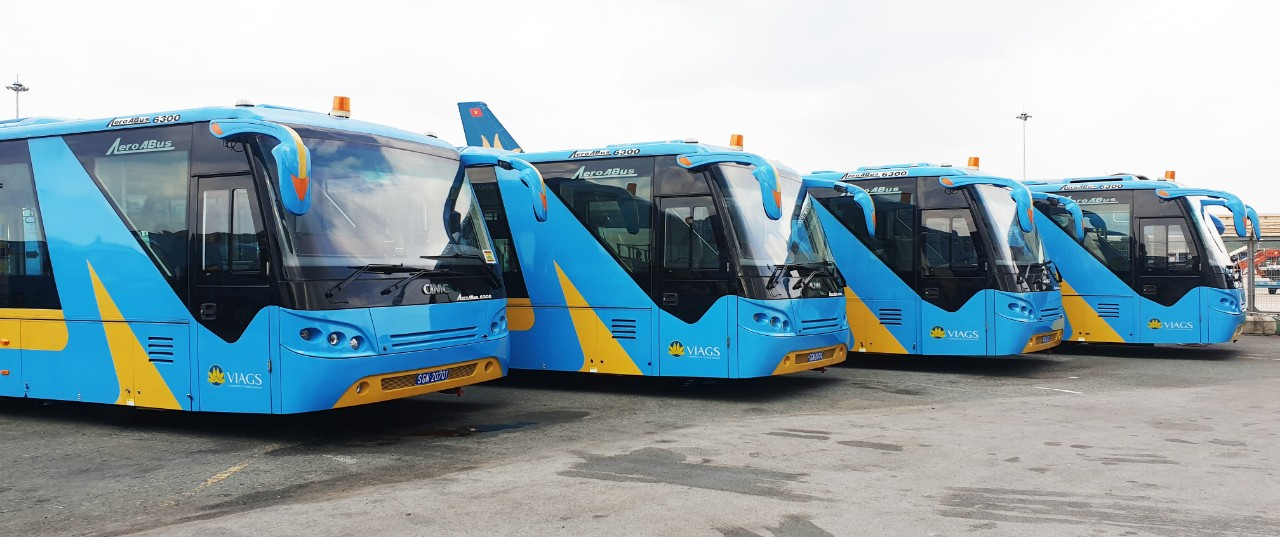 xe buýt sân bay tân sơn nhất